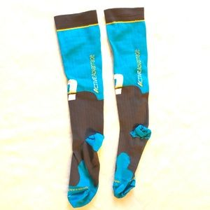 Active advantage sm/md compression socks